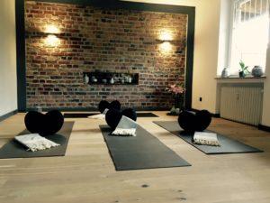Oberer Yogaraum