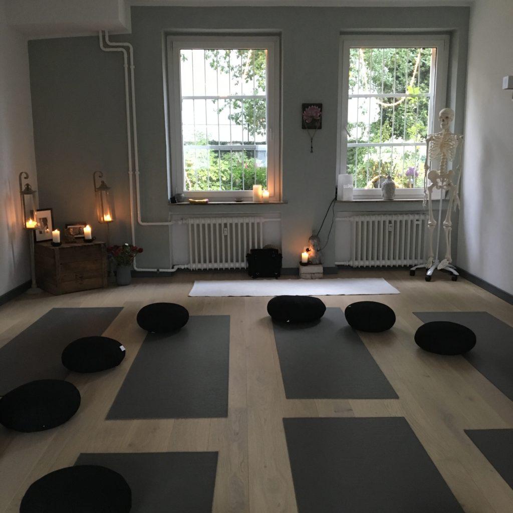 Unterer Yogaraum